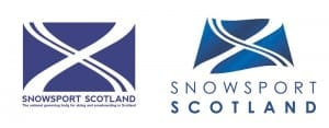 Snowsport Scotland Logo - Before and After
