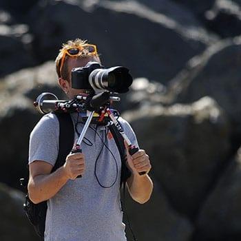 Outdoor Camera Operator